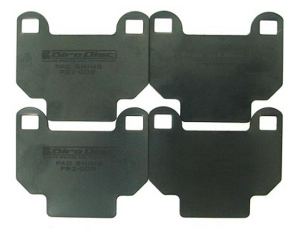 Girodisc Rear Anti-Noise Pad Shims | Mitsubishi Evo 8/9/X (PS2-0961)