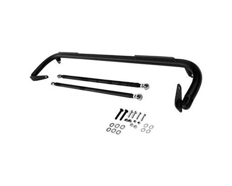 Harness Bar - Cipher Auto | Black Racing Harness Bar | Evo X