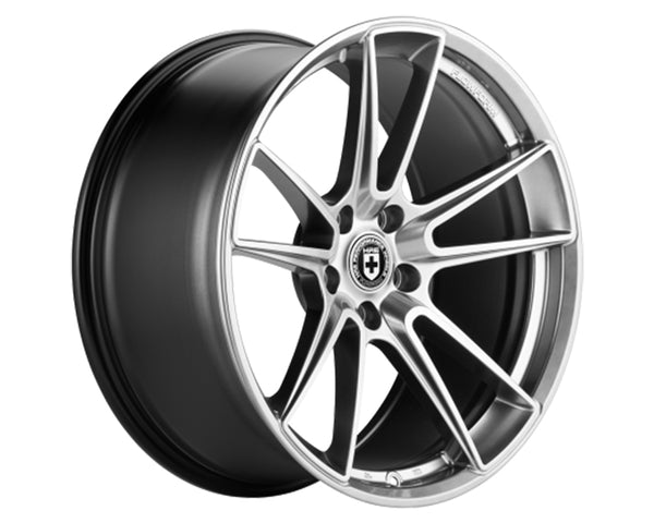 HRE FF04 Liquid Metal FlowForm Wheel 20x10 5x114.3 35mm