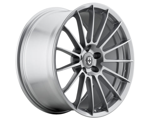 HRE FF15 Liquid Silver FlowForm Wheel 18x9 5x100 | 5x114.3 40mm