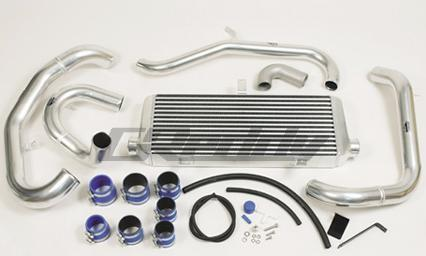 Intercooler - GReddy | Front Mount Intercooler Kit | Spec-LS Type 33F | Evo X