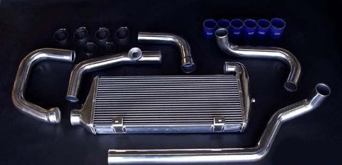 Intercooler - HKS | Type 2 Front Mount Intercooler & Piping Kit | Evo X