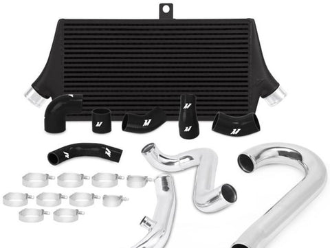 Intercooler - Mishimoto | Black Performance Intercooler Kit | Evo X
