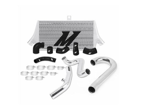 Intercooler - Mishimoto | Silver Performance Intercooler Kit | Evo X