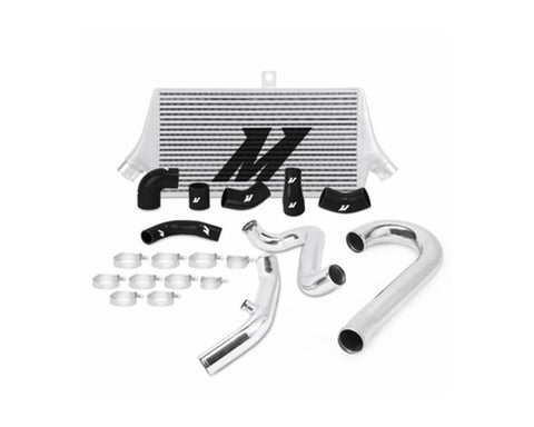 Intercooler - Mishimoto | Silver Race Intercooler Kit | Evo VII-IX