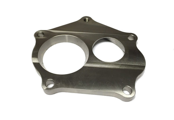JM Fabrications Evo X O2 Housing Inlet Flange | 08-15 Evolution X (EVOX-O2FLNG-00)