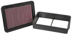 K&N Drop-In Filter Mitsubishi Lancer Evolution EVO X
