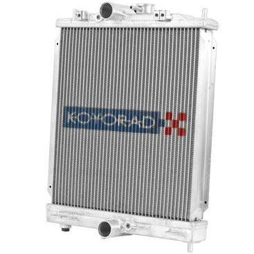Koyo Aluminum Radiator 03-07 Evolution Half Radiator