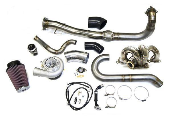 MAP Complete Evo 8/9 T3 Turbo Kit | 2003-2006 Mitsubishi Evo 8/9 (EVO-T3K)