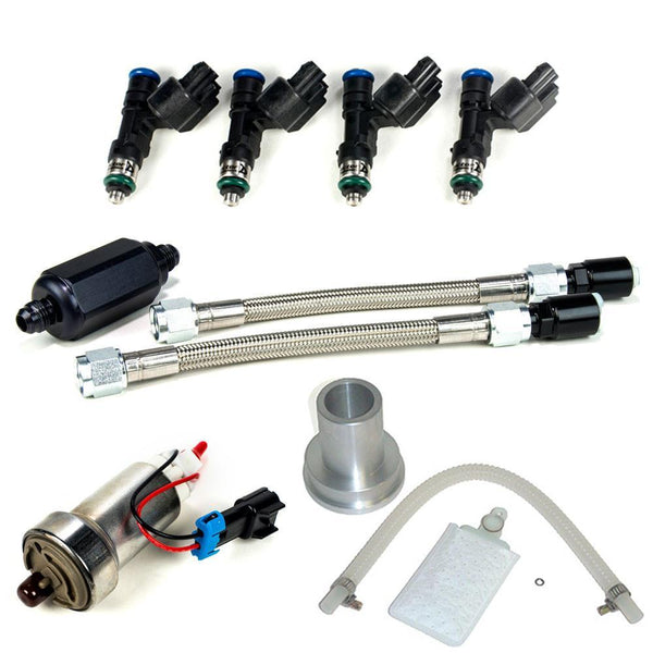 MAPerformance EVO X E85 450whp+ (550whp+ 93oct) Fuel Upgrade Kit | 2008-2015 Mitsubishi Lancer Evolution X (MAP EVOX-450FK)
