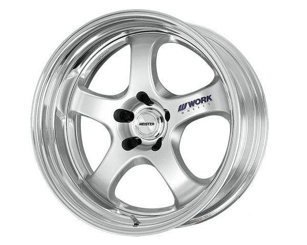 Work Meister S1 R Step Rim Wheel 18x7.5
