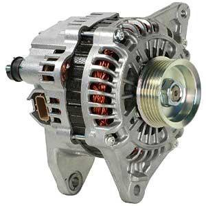 Mitsubishi OEM Alternator | 2003-2006 Mitsubishi Lancer Evolution 8/9 (M366831D)