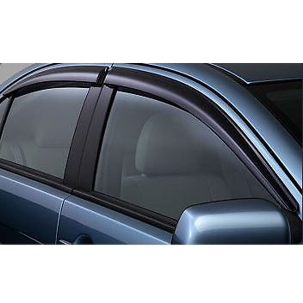Side Window Deflectors (Mitsubishi Evo X)