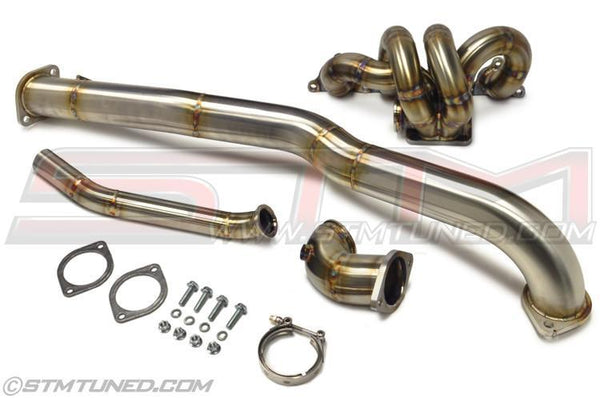 STM Standard Placement T3 Hot Parts Kit | 2003-2006 Mitsubishi Lancer Evolution 8/9 (EVO89-HPK-SDT3)