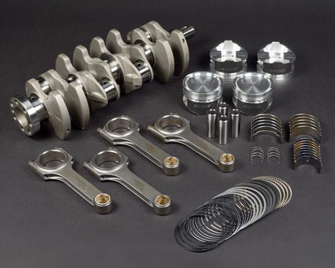 Stroker Kits - Tomioka Racing | 2.3L Stroker Kit 87mm Bore | Evo VII-IX