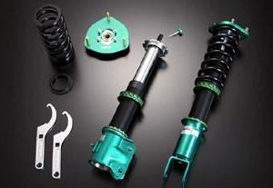 Tein Monoflex Coilovers 2008+ Mitsubishi Lancer Evolution EVO X
