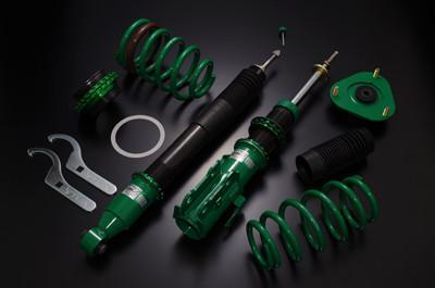 Tein Flex Z Coilover Kit | 2008-2015 Mitsubishi Lancer Evolution X  (VSE18-C1SS4)