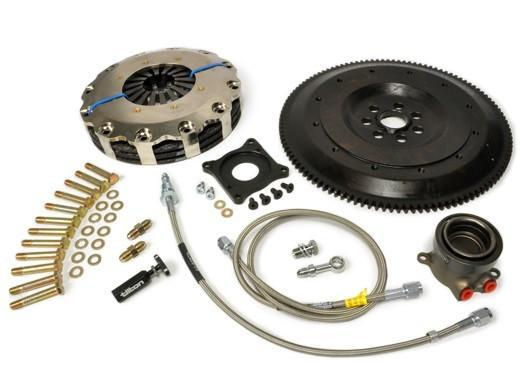 Tilton Racing Clutch & Flywheel Assembly Kits | 2008-2015 Mitsubishi Lancer Evolution X (56-35x)