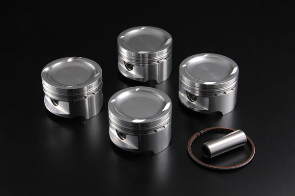 FORGED PISTON KIT 4G63-22/23 86.0mm by Tomei