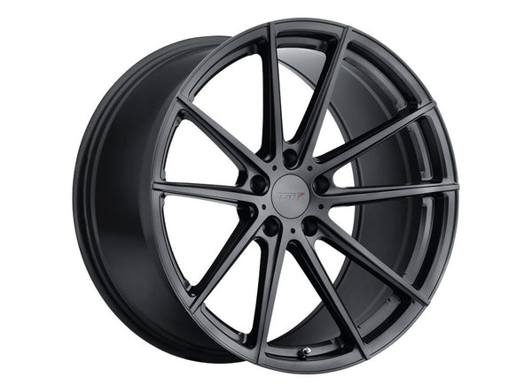 TSW Bathurst Gloss Gunmetal Wheel 18x9 5x114.30 30mm