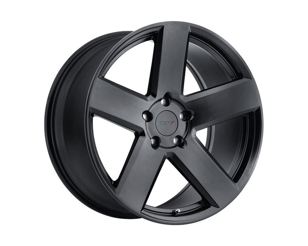 TSW Bristol Matte Black Wheel 18x9.5 5x114.30 20mm
