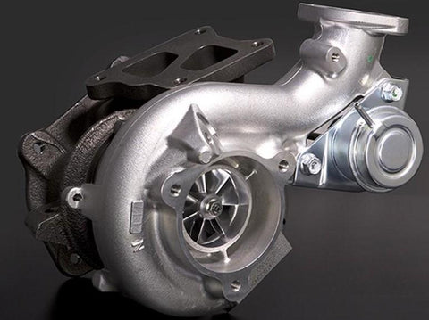 Turbo Kits - GReddy | T67 Bolt-On Turbocharger W/ Internal Actuator | Evo X