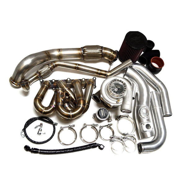 Turbochargers, Kits & Accessories - Sheepey Built EVO X Turbo Kit | 2008-2015 Mitsubishi Lancer Evo X (EVOX-TK)