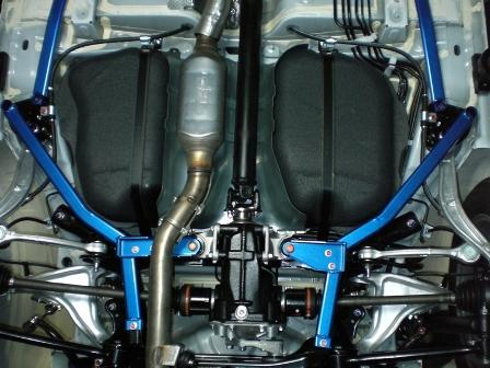 Under Bracing - Cusco | Rear Member Power Brace | Evo X