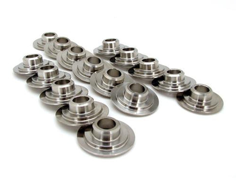 Valve Guides - Manley Performance | Titanium Retainers For Manley Springs | Evo X