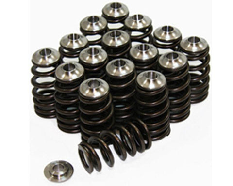 Valve Springs - GSC | Beehive Valve Spring And Titanium Retainers Kit | Evo X