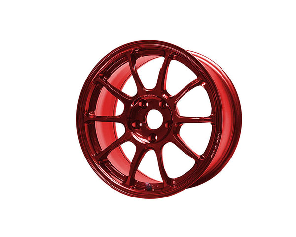 Volk Racing ZE40 Hyper Red Wheel 18x9.5 5x114.3 +22mm