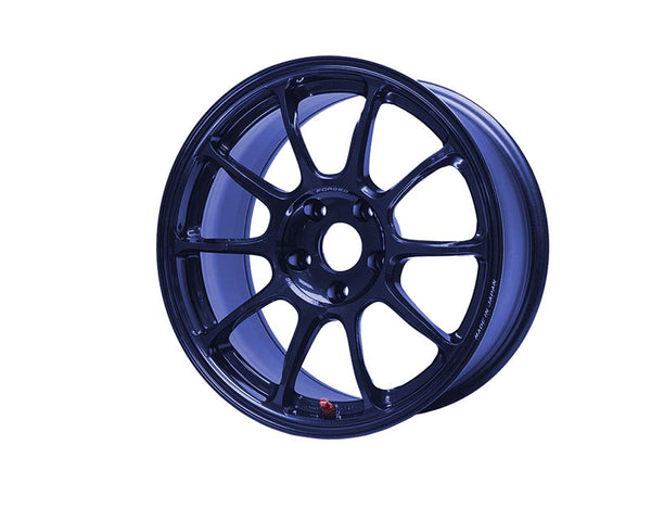 Volk Racing ZE40 19x10.5 5x114.3 22mm Mag Blue
