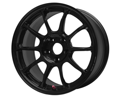 Volk Racing ZE40 Flat Black Wheel 18x12 5x114.3 +20mm