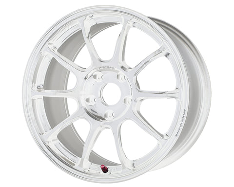Volk Racing ZE40 Dash White Wheel 18x9.5 5x114.3 +22mm