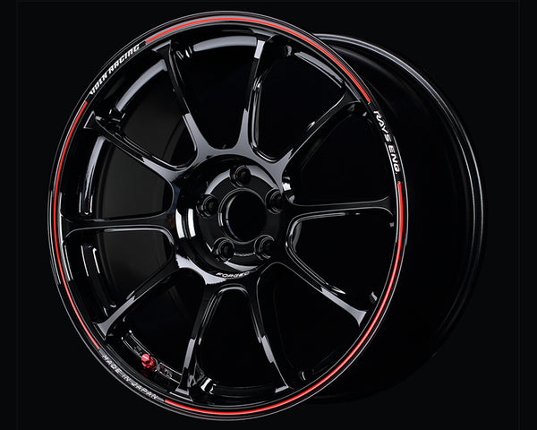 Volk Racing ZE40 Time Attack Edition Wheel 17x9.5 5x114.3 39mm