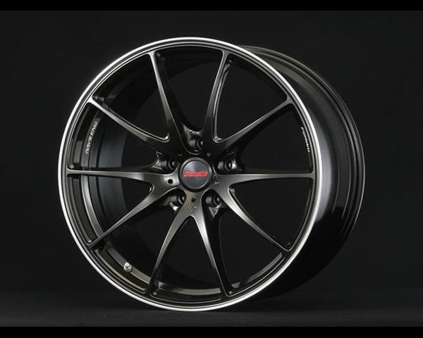 Volk Racing G25 Wheel 20x9.5 5x114.3 40mm
