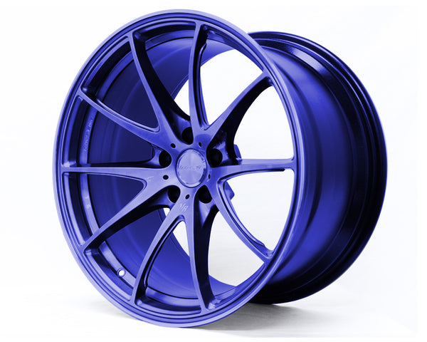 Volk Racing Mag Blue G25 Wheel 20x12 5x114.3 20mm