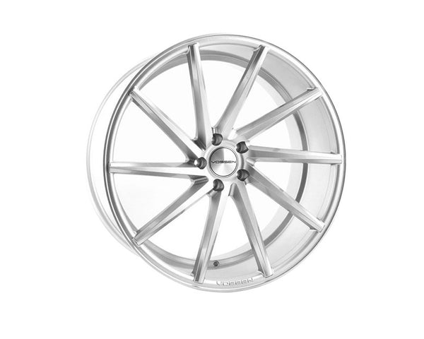 Vossen CV-T Metallic Gloss Silver Left wheel 22x10.5 5x115 20mm