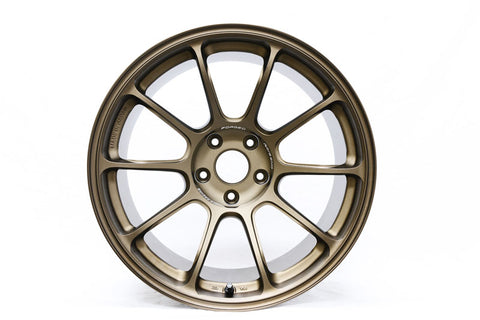 Volk Racing ZE40 18x9.5 5x114.3 30mm Bronze