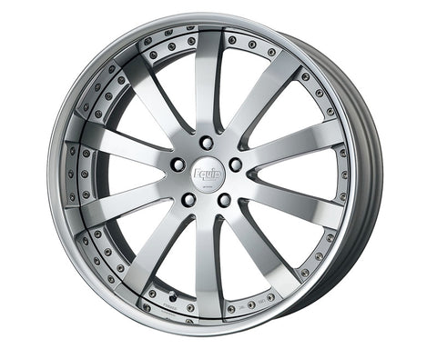 Work Equip E10 Forged Bollet Wheel 22x8