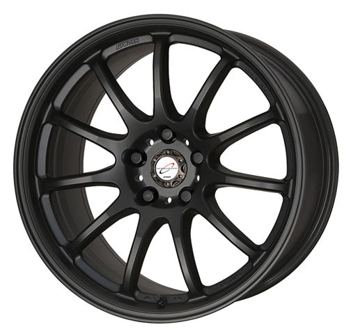 Work Emotion 11R Wheel 17x8 5x114.3 Matte Black