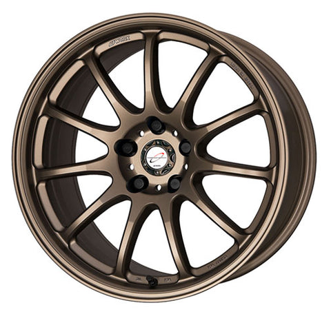 Work Emotion 11R Wheel 18x8.5 5x114.3 Matte Bronze