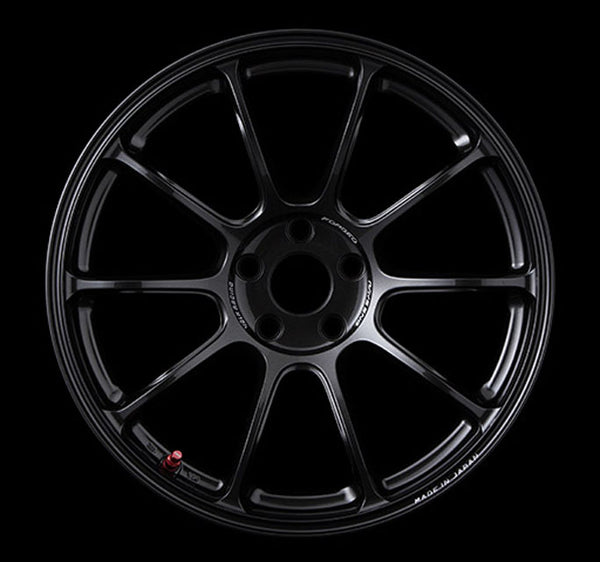Volk Racing ZE40 19x10.5 5x114.3 22mm Gloss Black