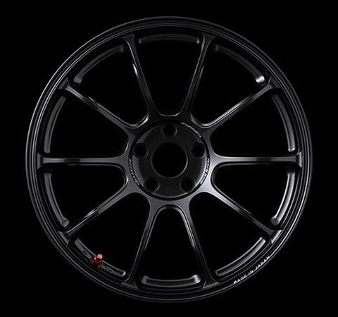 Volk Racing ZE40 19x9.5 5x114.3 22mm Gloss Black