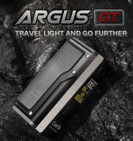 Voopoo ARGUS GT 160W Box Mod - Mod Only