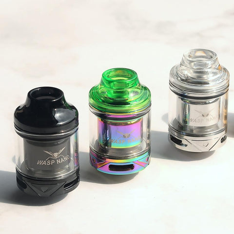 Oumier WASP Nano RTA 23mm