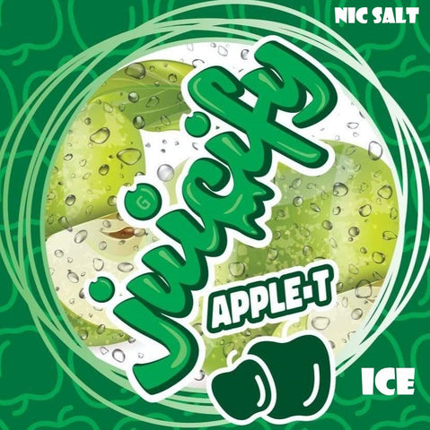 Juicify - Apple-T ICE | Nic Salt | G-Spot | 35mg | 30ml
