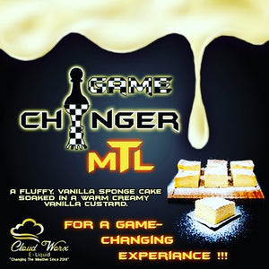 Game Changer MTL / 30ml