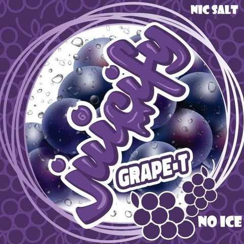 Juicify - Grape-T NO ICE | Nic Salt | G-Spot | 35mg | 30ml