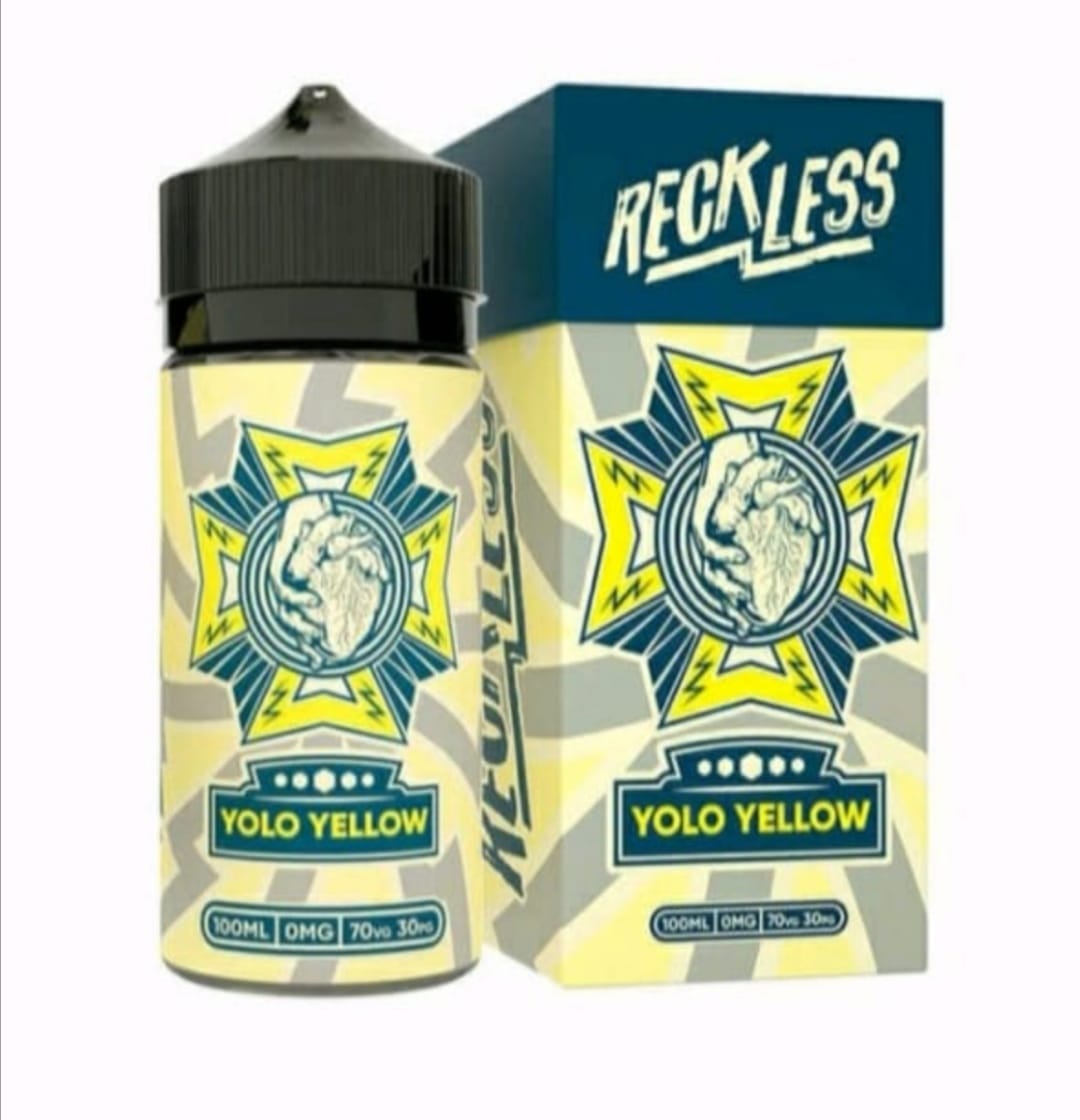 Yolo Yellow | Reckless | 100ml